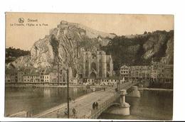 CPA-Carte Postale-Belgique-Dinant-Citadelle Eglise Et Pont -1924 VM13370 - Dinant