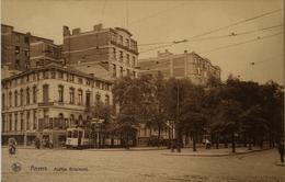 Antwerpen - Anvers / Avenue Brialmont (tram) 19?? - Antwerpen