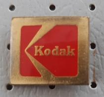 KODAK Photo Camera Slovenia Pin - Fotografia