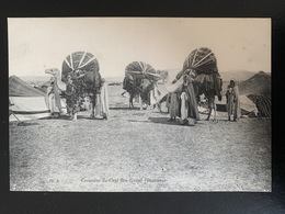 Caravane Du Caïd Ben Ganah. Bassour - Scenes