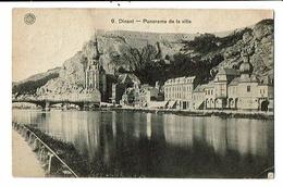 CPA-Carte Postale-Belgique-Dinant-Panorama De La Ville  En 1909 VM13372 - Dinant