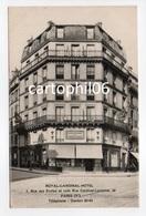 - CPA PARIS (75) - ROYAL-CARDINAL-HOTEL - 1, Rue Des Ecoles Et Coin Rue Cardinal-Lemoine, 32 - - Bar, Alberghi, Ristoranti