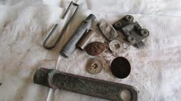 10 WW1 US Army Relics - 1914-18