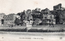 14  VILLERS Sur MER  Villas De La Plage - Villers Sur Mer
