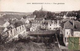68 Haut Rhin -  BEAUCOURT   Vue Générale - Sonstige Gemeinden