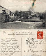 L ISLE SUR SORGUE - La Sorgue A La Pyramide - Avignon A Miramas    (118030) - L'Isle Sur Sorgue