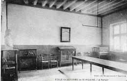 Saint Hilaire. Ecole De Réforme De Saint Hilaire, Le Parloir. - France
