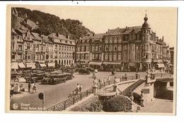 CPA-Carte Postale-Belgique-Dinant-Place Reine Astrid- VM13375 - Dinant