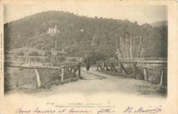 83 CAVALIERE - LA PASSERELLE - CHEMINS DE FER DU SUD DE LA FRANCE - Otros Municipios