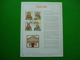 Luxe Kunstblad Met Gouddruk 23 Karaat - Erinnerungskarten