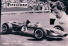 Grand Prix F1, Graham Hill Champion Du Monde 1968 (1968) 10x15 - Grand Prix / F1