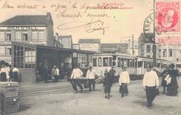 J53 - BELGIQUE - BLANKENBERGHE - La Station Du Tram électrique - Blankenberge