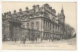75 - PARIS 1 - Palais De Justice - La Grille D'Honneur - Fleury FF 15 M - Arrondissement: 01