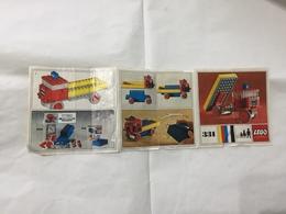 LEGO SYSTEM MANUALE DI ISTRUZIONI N.331. - Catalogs
