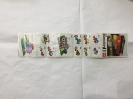 LEGO  MANUALE DI ISTRUZIONI N.610 - Catalogs