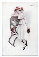 (Illustrateurs) 1126, Meunier S Meunier, R & Cie N° 7 - Série 66, Trottins De Paris, Marque LE Paris - Meunier, S.