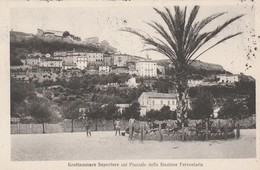 GROTTAMMARE SUP. COL PIAZZALE DELLA STAZIONE FERROVIARIA - Ascoli Piceno
