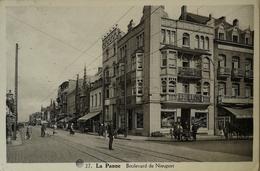 De - La Panne // Boulevard De Nieuport ( Delhaize Le Lion) 19?? - De Panne