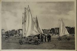 De - La Panne / Zeilwagens - Chars A Voile 1959 - De Panne