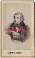 35-CDV Personnage Historique--Schubert Compositeur De Musique - Famous People