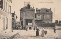 Dreux - Bureau De Poste - Scan Recto-verso - Dreux