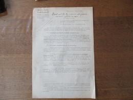 LILLE LE 29 JUILLET 1941 STOCKAGE DE CHARBON POUR LES BESOINS DE L'ARMEE ALLEMANDE,WEHRMART CONTINGENT SUPPLEMENTAIRE LE - Documents Historiques
