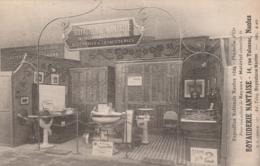 Nantes  - Boyauderie  Nantaise  - Expo De  1924 - ( Cachet Etablissement Au Dos )  - Scan Recto-verso - Nantes