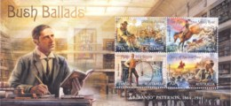 Australia 2014 Bush Ballads Minisheet MNH - Mint Stamps