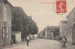 Blaise- Rue De L'église   - Scan Recto-verso - Frankreich