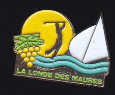 62711-Pin's.-golf.la Londe Des Maures... - Golf