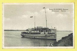 * Antwerpen - Anvers - Antwerp * (Edition Prevot) Boten Flandria, Bateau, Boat, Canal, Schelde, Escaut, Rare - Antwerpen