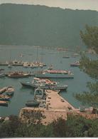 Ile De Port Cros Arrivee Au Port Le Mont Vinaigre - France
