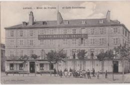Bv - Les Rares Cpa De LORIENT - Hôtel De France Et Café Continental (vente Sur 7 Jours) - Lorient