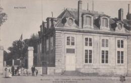 Bv - Les Rares Cpa De LORIENT - Tribunal Maritime, Entrée De La Préfecture (vente Sur 7 Jours) (MTIL) - Lorient