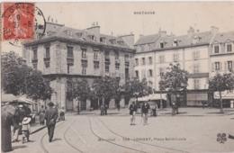 Bv - Les Rares Cpa De LORIENT - Place Saint Louis (vente Sur 7 Jours) (MTIL) - Lorient