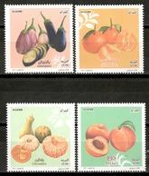 Algeria 2017 Argelia / Fruits MNH Frutas Früchte / Cu16232  31-33 - Frutas