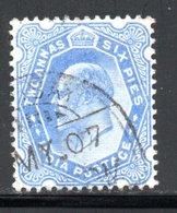 YT 61 -   FILIGRANE ETOILE - OBLITERE - - Indien (...-1947)