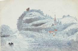 ST. PIETERSBERG - MAASTRICHT ~ A VINTAGE POSTCARD #21436 - Maastricht