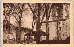 63 - AUTHEZAT -- La Place - Autres Communes