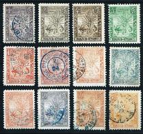 Madagascar (Francesa) Nº 63/74º/* Cat.131€ - Madagascar (1889-1960)