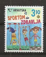 CROATIA 2019,WITH SPORT TO HEALTH,CHILDREN,, ,MNH - Croatia