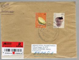 ARGENTINA 2009 MAPUCHE CULTURE YOCAVIL - Storia Postale