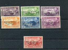 ETHIOPIA 1959 30th Airmail Anniversary.MNH. - Ethiopie