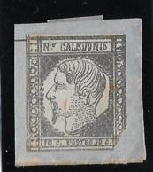 Nouvelle Calédonie N°1 - Triquérat - B - New Caledonia