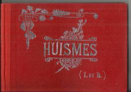 HUISMES (Indre Et Loire - 37) - Album Ancien (très Bon état) Pouvant Contenir 24 Cartes Postales. (20 X 14 Cm) - France