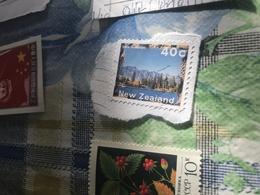 NUOVA ZELANDA PAESAGGI - Francobolli