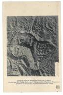 66 Angoustrine. Carte En Relief Du Carlit Dréssée Par Le Curé D'Angoustrine ... (8622) - Frankreich