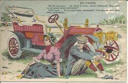 EN PANNE , Illustrateur : Xavier SAGER - Sager, Xavier
