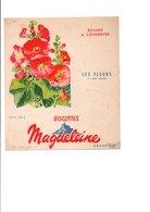 BUVARD BISCOTTES MAGDELEINE - Carte Assorbenti