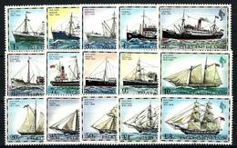 Falkland Nº 352/66 Nuevos. Cat.35€ - Islas Malvinas